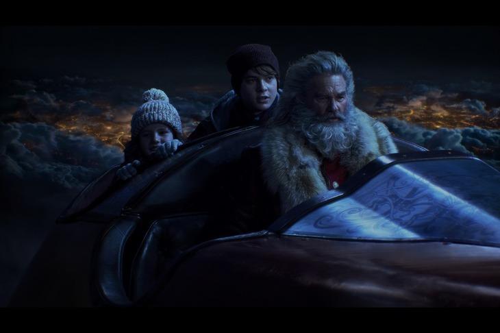 「クリスマス・クロニクル」新場面写真