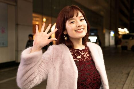 「ゆうべはお楽しみでしたね」より、筧美和子演じるあやの。