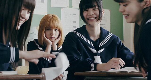 「ミスミソウ」 (c)押切蓮介/双葉社 (c)2017「ミスミソウ」製作委員会