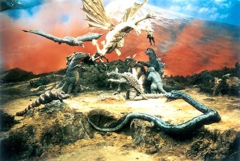 「怪獣総進撃」 (c)1968 東宝
