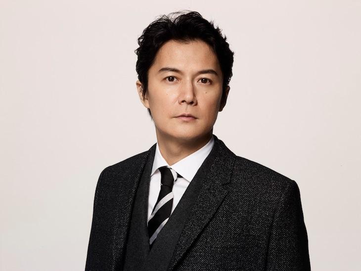 「集団左遷!!(仮題)」より、福山雅治演じる片岡洋。(c)TBS