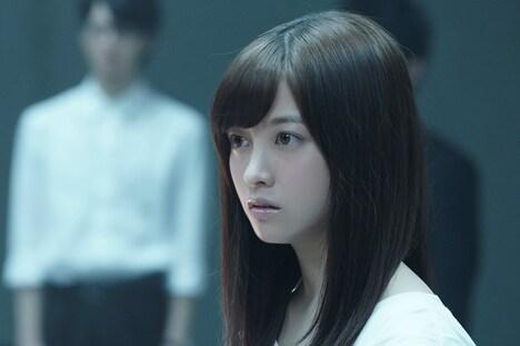 「十二人の死にたい子どもたち」より、橋本環奈演じるリョウコ。