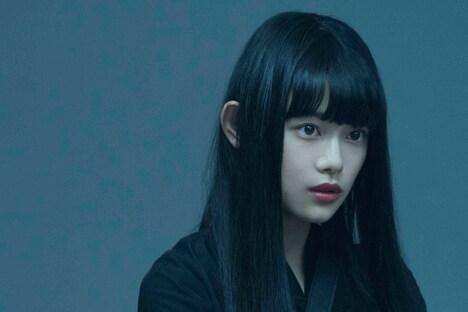 「十二人の死にたい子どもたち」より、杉咲花演じるアンリ。