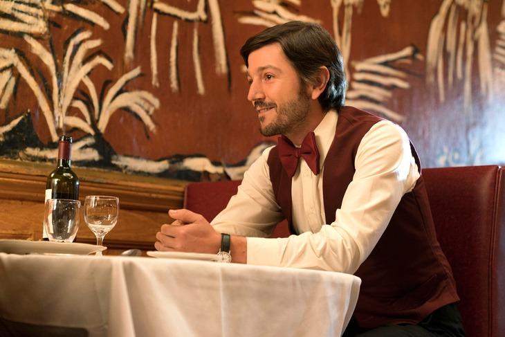 「ビール・ストリートの恋人たち」より、ペドロシート役のディエゴ・ルナ。