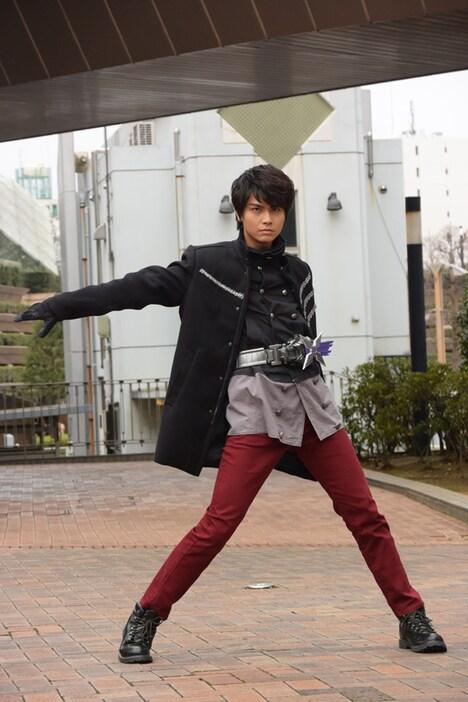 「仮面ライダージオウ」より、神蔵蓮太郎。