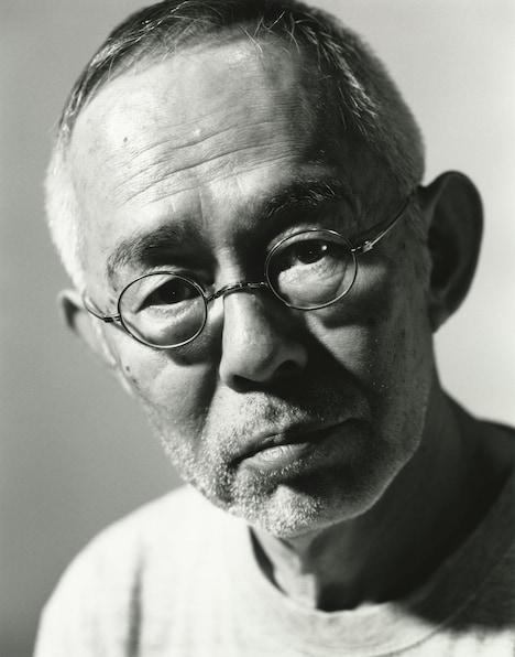 鈴木敏夫(撮影:荒木経惟)