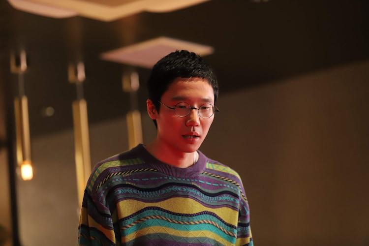 「JOKER×FACE」より、前原滉演じる武田。