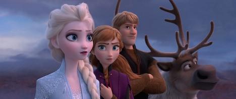 「アナと雪の女王2」 (c)2019 Disney. All Rights Reserved.