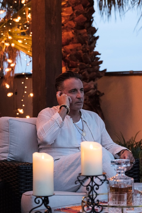 「運び屋」より、アンディ・ガルシア演じるラトン。