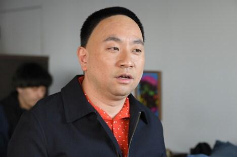レイザーラモンRG演じる婚活男・久保田。