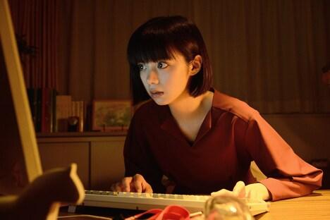 「貞子」新場面写真