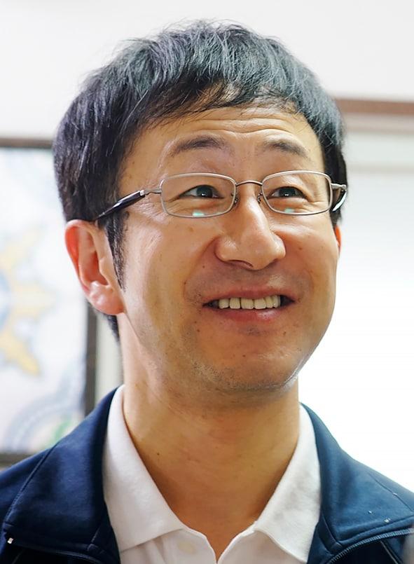 矢柴俊博演じる富永。