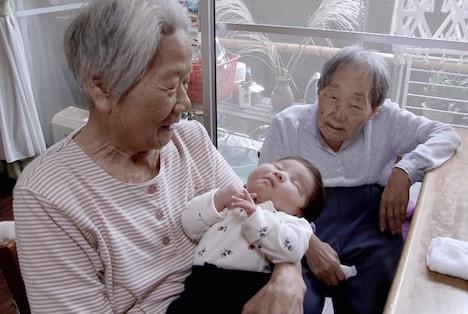 「僕とケアニンとおばあちゃんたちと。」