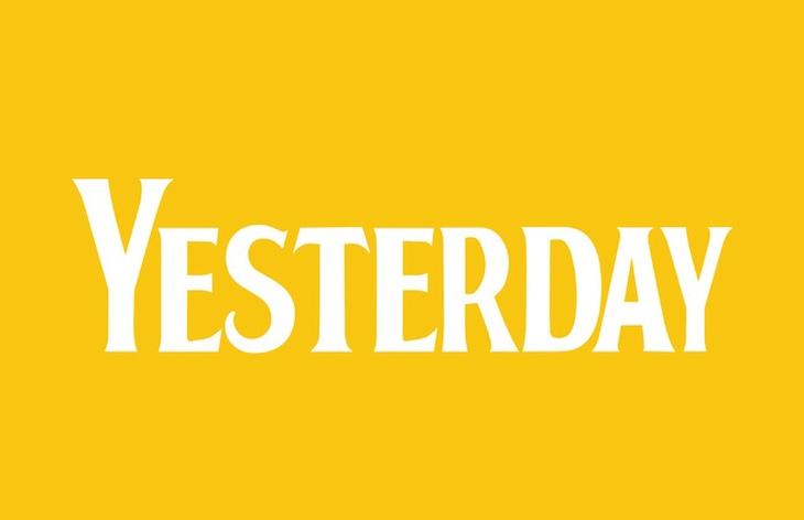 「Yesterday(原題)」
