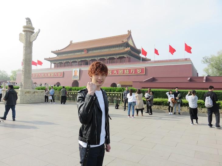 第9回北京国際映画祭に参加したジェシー。