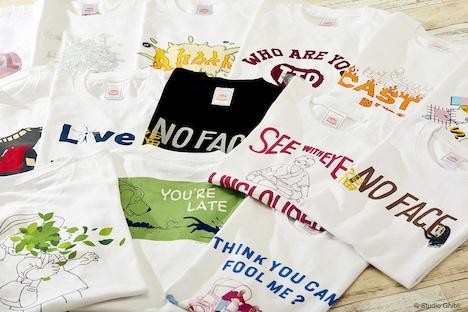 GBLより発売されるTシャツ。