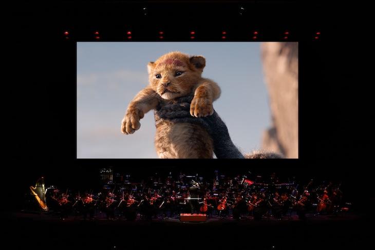「ライオン・キング」ライブ・オーケストラ Presentation licensed by Disney Concerts. (c)Disney