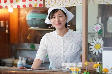 広末涼子演じる韮山波子。