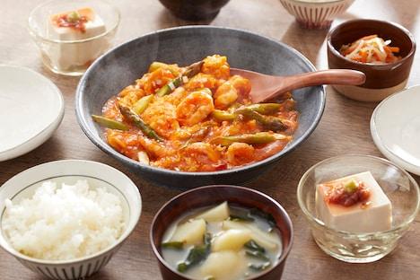 「公式ガイド&レシピ きのう何食べた?~シロさんの簡単レシピ~」料理レシピより。