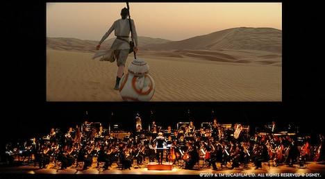 「スター・ウォーズ/フォースの覚醒」シネマコンサートイメージ画像