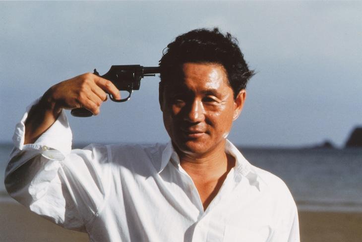 「ソナチネ」 (c)1993 バンダイビジュアル/松竹株式会社