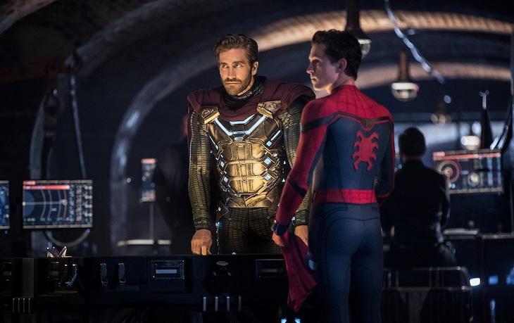 「スパイダーマン:ファー・フロム・ホーム」新場面写真