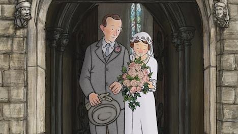 「エセルとアーネスト ふたりの物語」場面カット