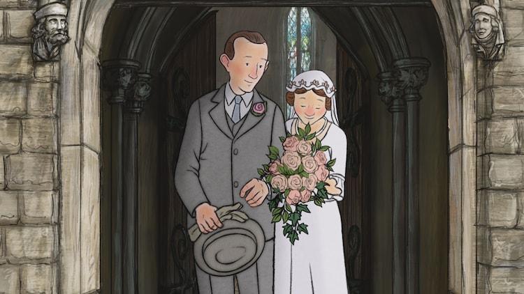 「エセルとアーネスト ふたりの物語」