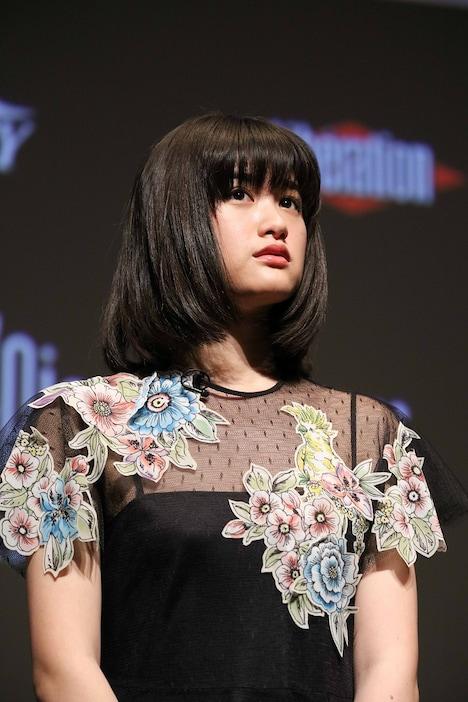 ティーチインに登壇した小西桜子。(c)Kazuko Wakayama