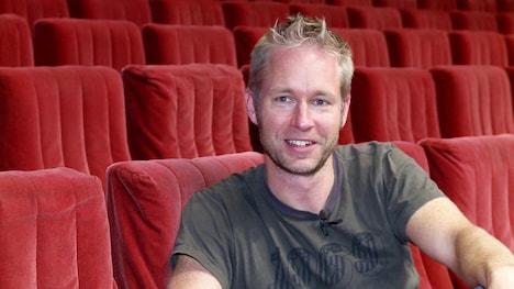 「氷上の王、ジョン・カリー」音楽監督のスチュアート・ハンコック。