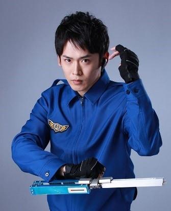 宗谷ホマレ役の諒太郎。