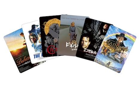「キネカのはらわた~ホラー・SFなんでもあり!是空創立10周年おめでとう祭り~」入場者プレゼントのトレーディングカード。