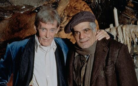 「ホドロフスキーの虹泥棒」 (c)1990 Rink Anstalt / (c)1997 Pueblo Film Licensing Ltd