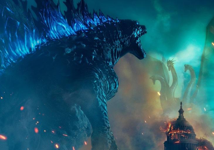 「ゴジラ キング・オブ・モンスターズ」(c)2019 Legendary and Warner Bros. Pictures.  All Rights Reserved.