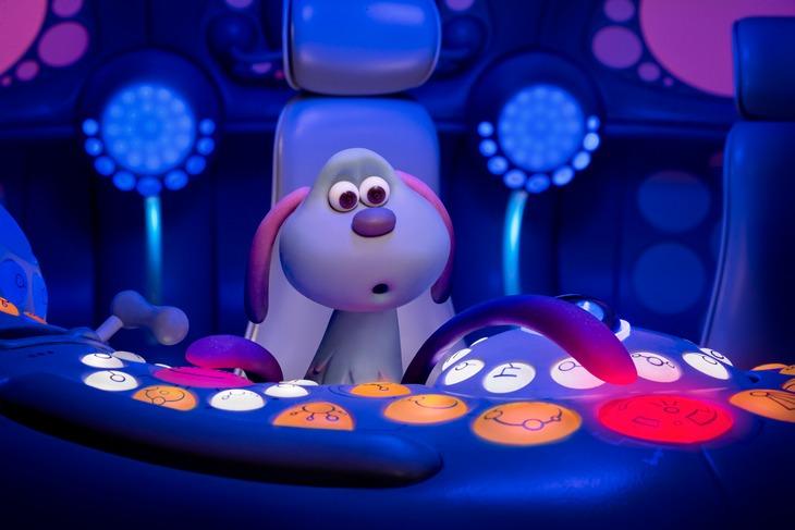 「映画 ひつじのショーン UFOフィーバー!」より、ルーラ。