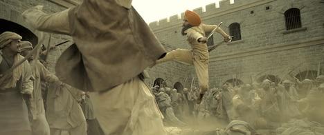 「KESARI / ケサリ 21人の勇者たち」