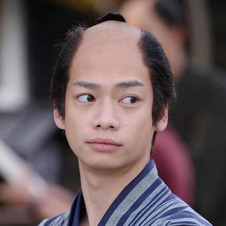 池田純矢演じる藤吉。