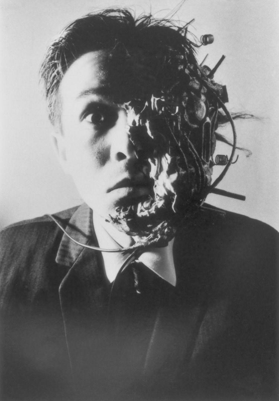 「鉄男」 (c)SHINYA  TSUKAMOTO/KAIJYU THEATER