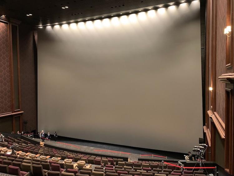 池袋グランドシネマサンシャインの内覧会開催 Imaxレーザーが映画好きを待ち受ける 写真38枚 映画ナタリー