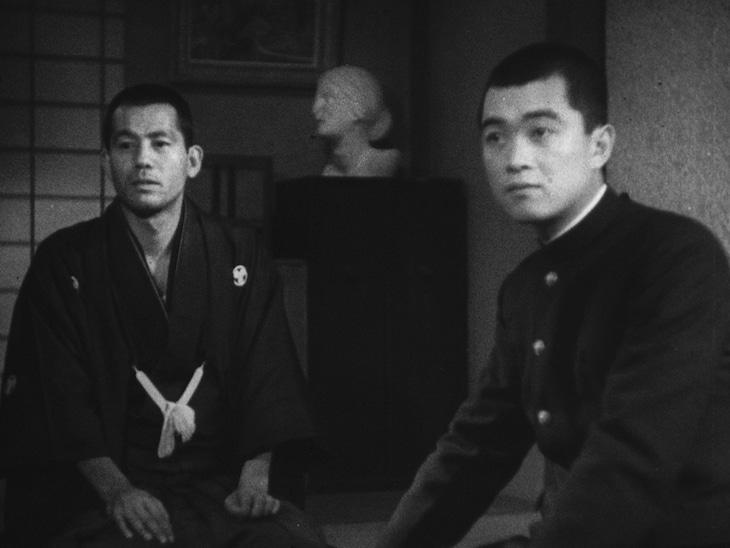 「家に三男二女あり」 (c)1943松竹株式会社