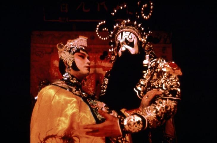 「さらば、わが愛/覇王別姫」 (c)1993 Tomson Films Co.,Ltd. (Hong Kong)