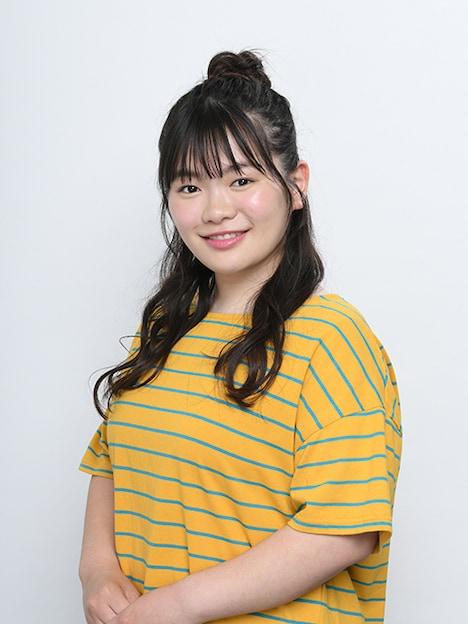 富田望生演じる大山美幸。