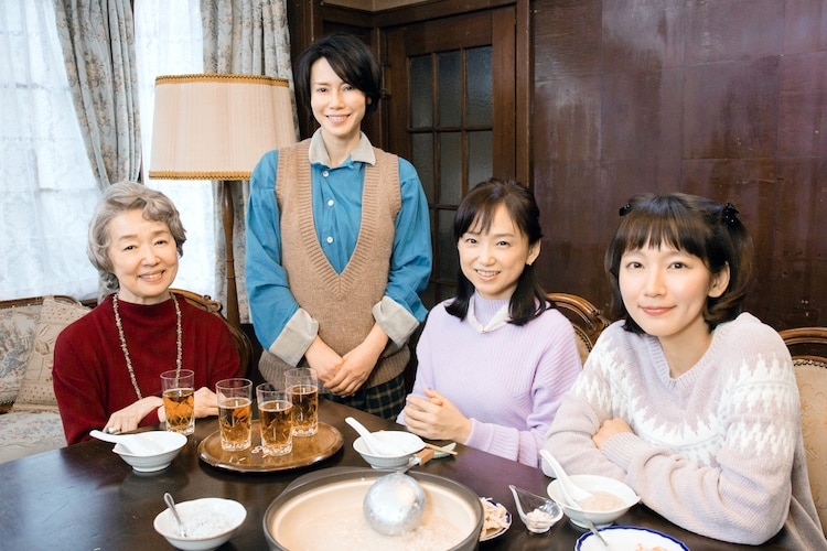 美紀 ドラマ 中谷