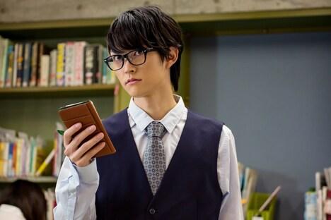 鯨岡友木役の和田雅成。