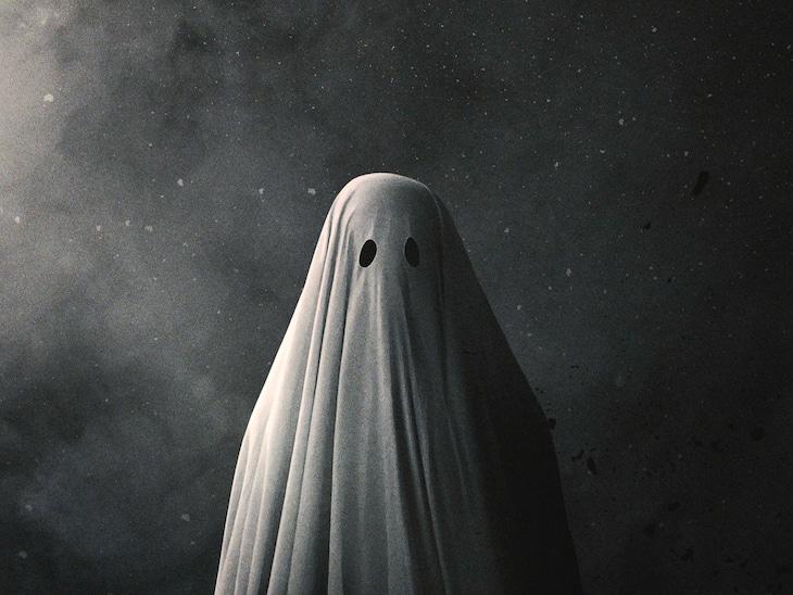 「A GHOST STORY/ア・ゴースト・ストーリー」ビジュアル