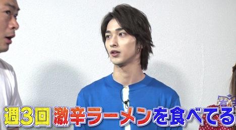 「有吉ゼミ 2時間SP」より、横浜流星。(c)日本テレビ