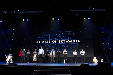 「D23 Expo 2019」の様子。