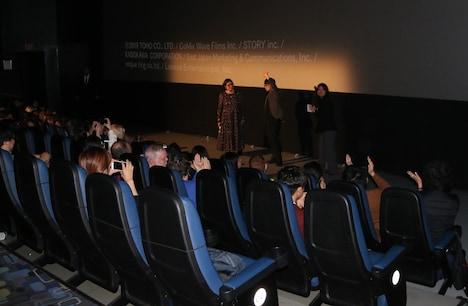 第44回トロント国際映画祭の様子。