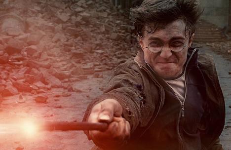 「ハリー・ポッターと死の秘宝 PART2」