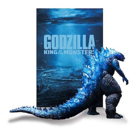 S.H.MonsterArts GODZILLA[2019] Poster Color Ver.